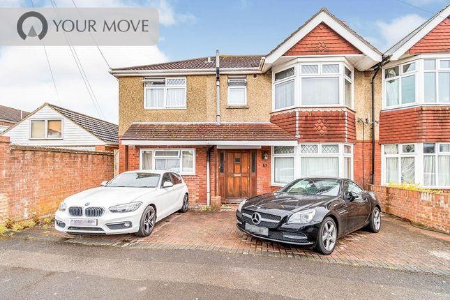 Thumbnail Property to rent in Kitchener Road, Southampton