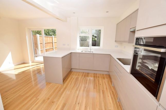 Thumbnail End terrace house for sale in Vernon Road, Leigh-On-Sea