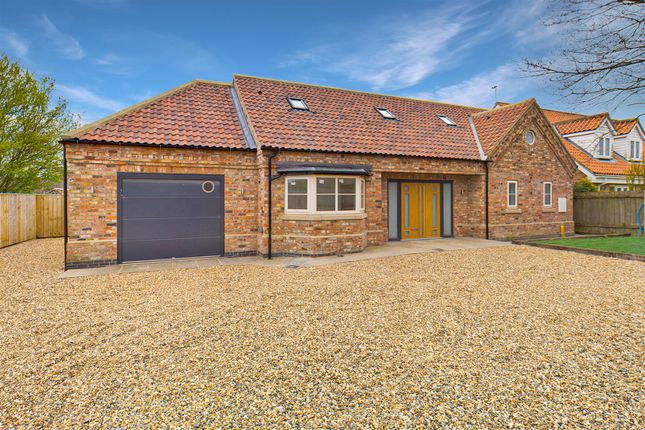 Thumbnail Detached house for sale in Chantry Meadows, Kilham, Driffield