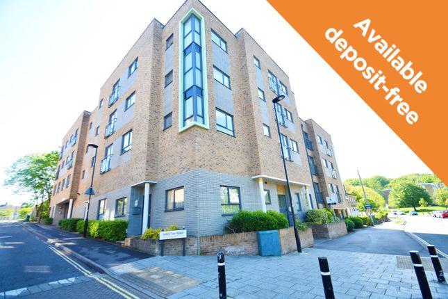 Thumbnail Flat to rent in Marston Road, Southampton