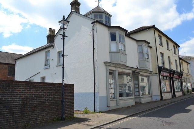 Thumbnail Retail premises for sale in Market Street, Alton
