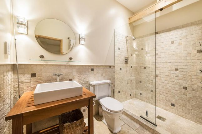 Shower Room of Holland Park Mews, London W11