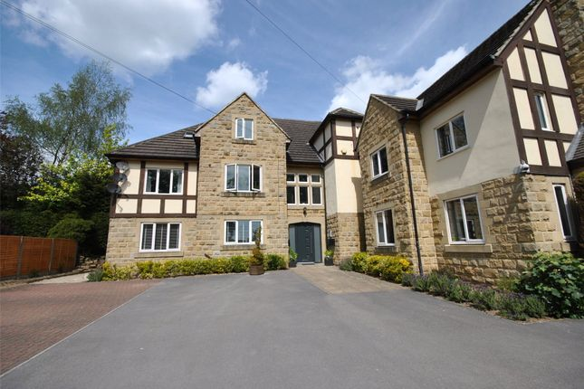 Thumbnail Flat for sale in The Gables, 1 Dunstarn Lane, Leeds, West Yorkshire
