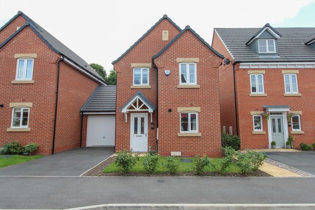 Front of Manor House Court, Chesterfield S41