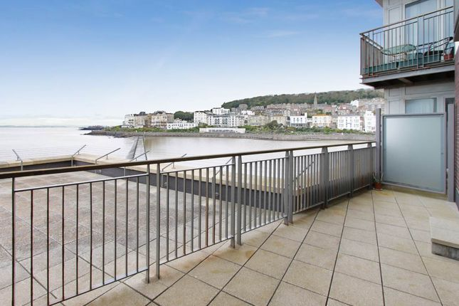 Thumbnail Flat to rent in The Beacon, Knightstone Island, Weston-Super-Mare