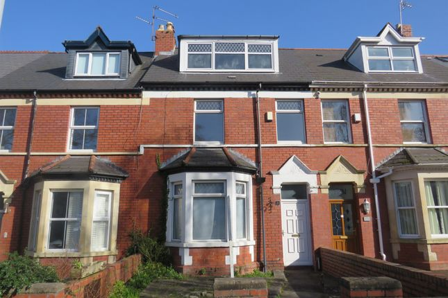 Thumbnail Detached house for sale in Earl Road, Penarth