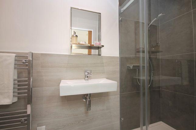 Bathroom of Drakelow Gorse Farm, Yatehouse Lane, Byley CW10