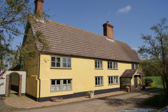 Thumbnail Detached house for sale in The Green, Westhorpe, Stowmarket