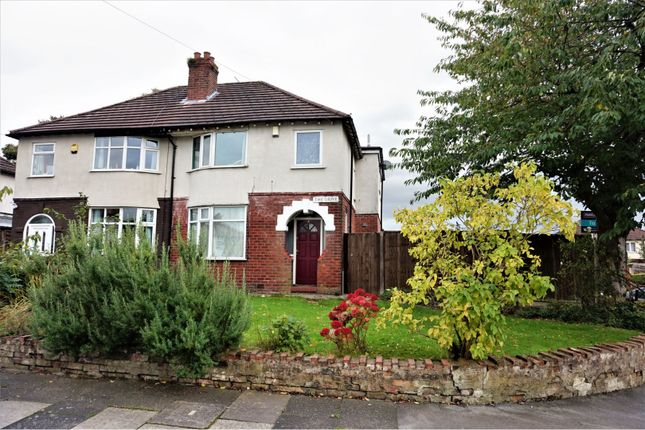 Thumbnail Semi-detached house to rent in The Drive, Brinnington, Stockport