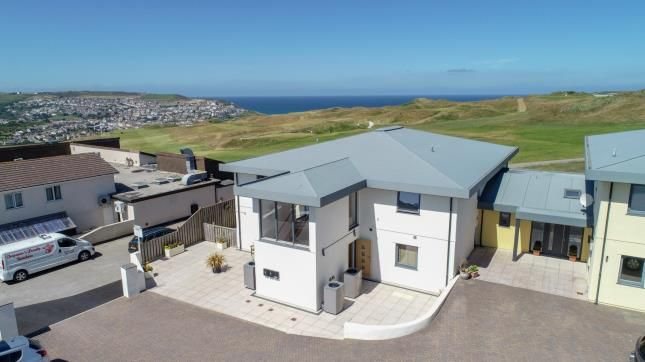 Thumbnail Flat for sale in Perranporth, Cornwall