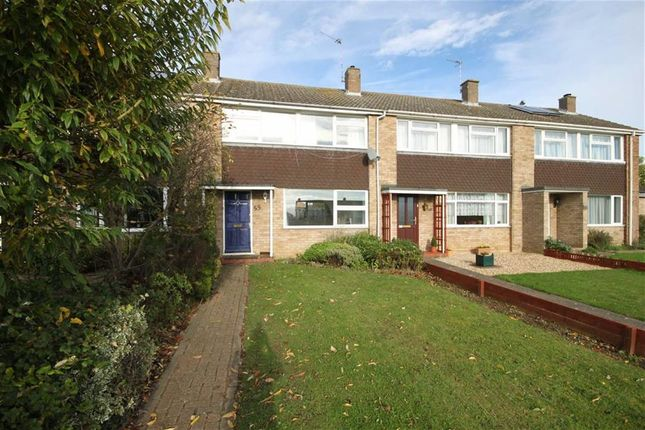 Thumbnail Terraced house to rent in Hillfield Road, Comberton, Cambridge