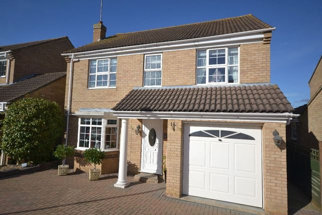 Thumbnail Detached house for sale in Redmoor, Towcester