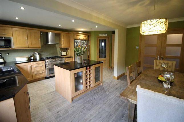 Kitchen of Sheldon Gardens, Crich, Matlock DE4
