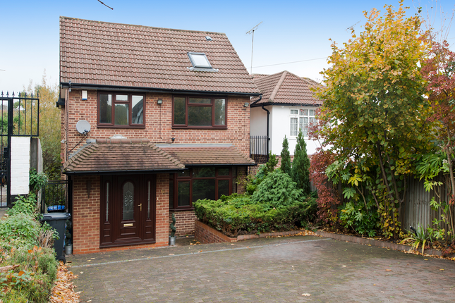 4 bed detached house for sale in Houndsden Road, Winchmore Hill