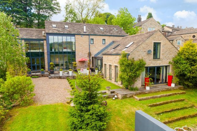 Thumbnail Detached house for sale in Maingate, Hepworth, Holmfirth