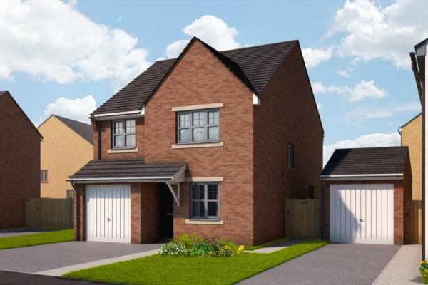 "Thumbnail Property for sale in ""The Ludlow At Havelock Park, Redcar"" at Mersey Road, Redcar"