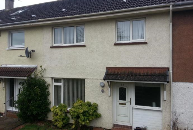 Thumbnail Terraced house to rent in Angus Avenue, East Kilbride
