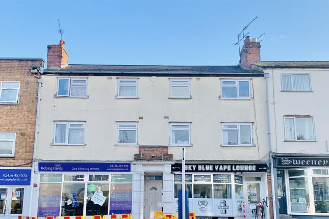 Thumbnail Flat for sale in Albany Road, Earlsdon, Coventry