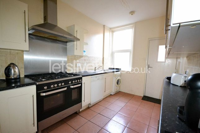 Thumbnail End terrace house to rent in Heaton Park View, Heaton, Newcastle Upon Tyne