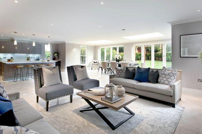 Thumbnail Detached house for sale in Weybridge Park, Weybridge, Surrey