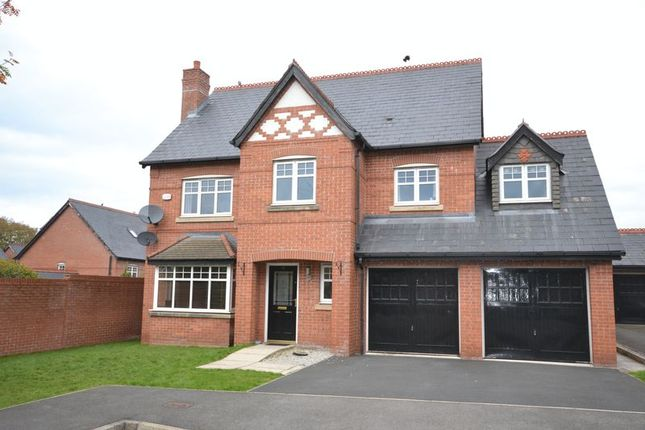 Thumbnail Detached house to rent in Trevore Drive, Standish, Wigan