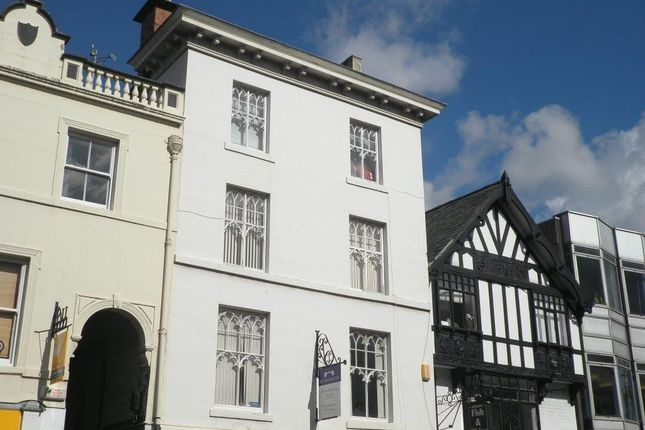 Thumbnail Flat to rent in Unity Passage, Lower Bridge Street, Chester