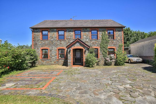 Thumbnail Detached house for sale in Llannant Road, Gorseinon, Swansea