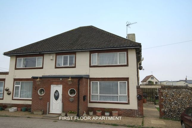 Thumbnail Flat for sale in Coast Road, Bacton, Norwich