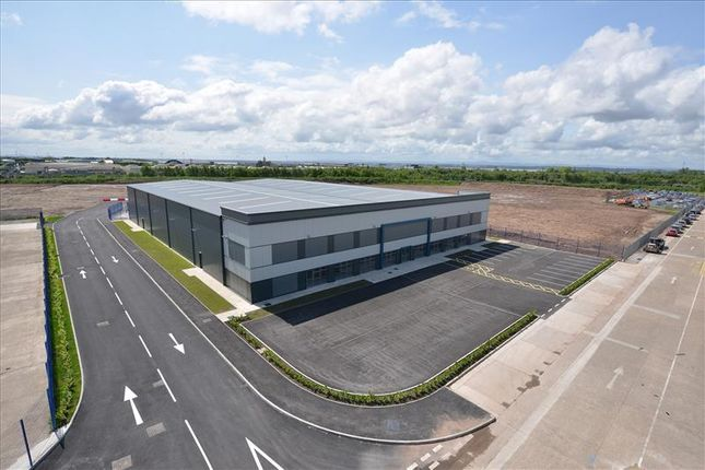 Thumbnail Light industrial to let in Unit 1, Triumph Business Park, Speke, Liverpool, Merseyside