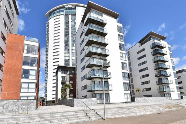 Thumbnail Flat for sale in Trawler Road, Maritime Quarter, Swansea