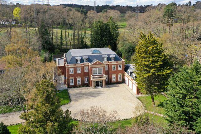Thumbnail Detached house for sale in Richmondwood, Ascot, Berkshire