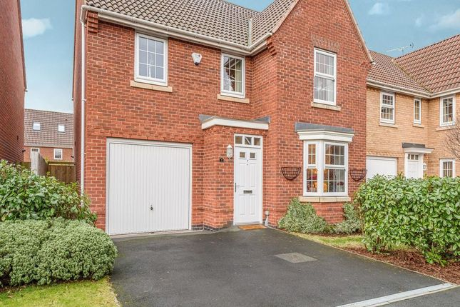 Thumbnail Detached house to rent in Magellan Way, Derby