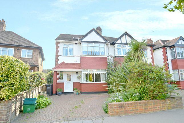 Thumbnail Semi-detached house for sale in Ash Tree Way, Croydon