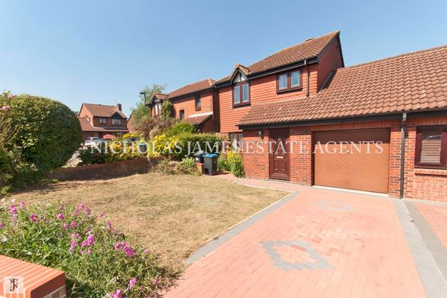 Thumbnail Semi-detached house to rent in Crothall Close, Palmers Green, London