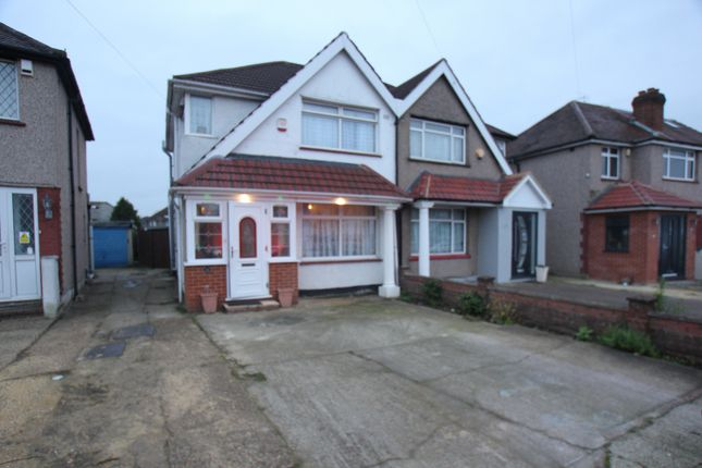 Semi-detached house for sale in Moray Avenue, Hayes