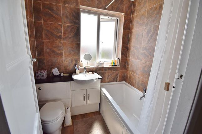 Bathroom of Harrogate Crescent, Linthorpe, Middlesbrough TS5