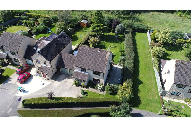 Thumbnail Detached house for sale in Manor Road, Witney