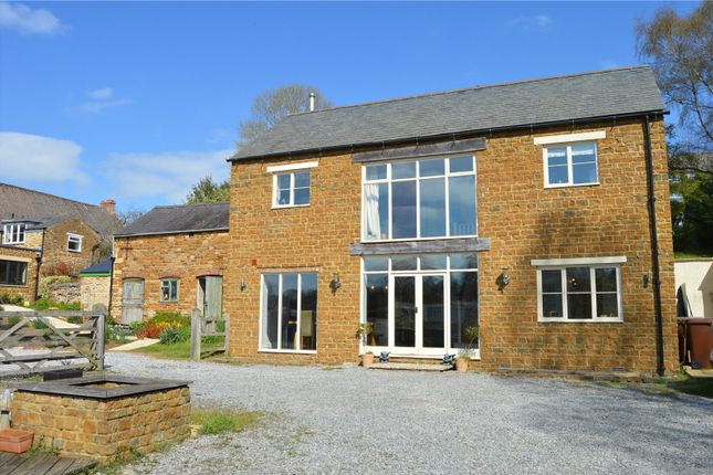 Thumbnail Detached house to rent in Corby Road, Cottingham, Market Harborough, Leicestershire