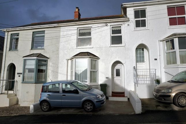 Thumbnail Terraced house for sale in New Road, Port Isaac