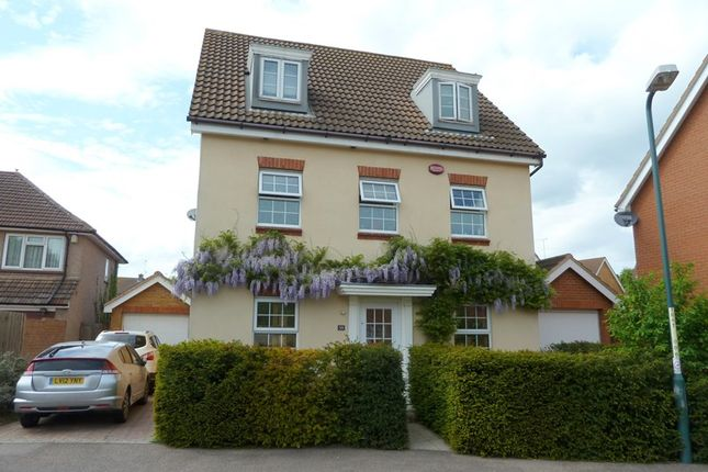 Thumbnail Detached house for sale in Beech Avenue, Swanley