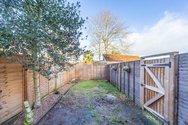 Garden-(2) of Plough Road, Yateley, Hampshire GU46