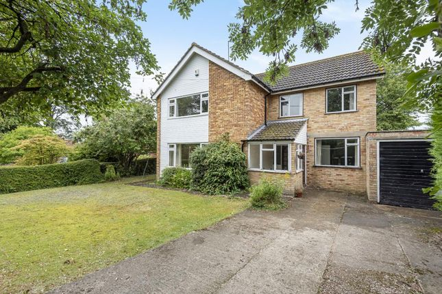 Thumbnail Detached house for sale in Cumnor Village, Oxford