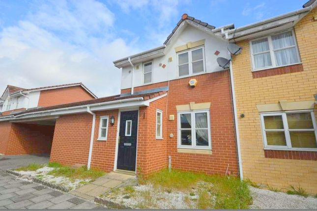 Thumbnail End terrace house to rent in Newmarsh Road, London