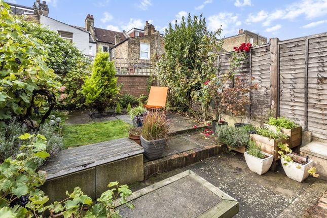 Garden of Holdenby Road, London SE4