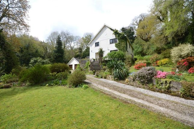 Thumbnail Detached house for sale in Lustleigh, Devon