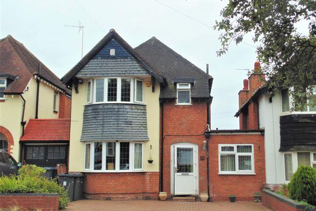 Thumbnail Semi-detached house for sale in Lloyd Road, Birmingham