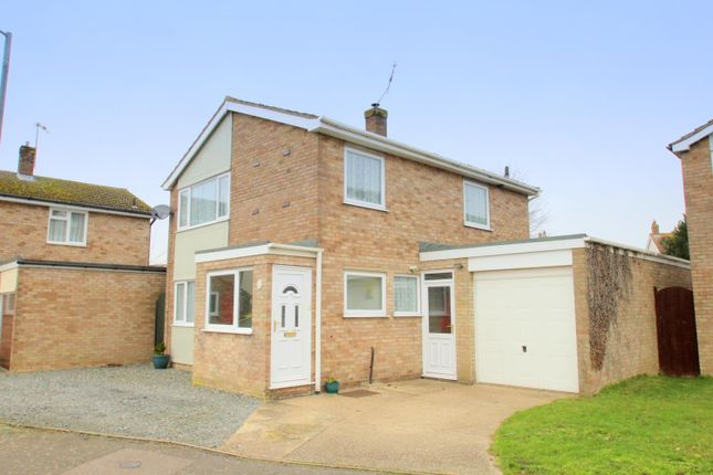 Thumbnail Detached house for sale in Birch Avenue, Great Bentley, Colchester