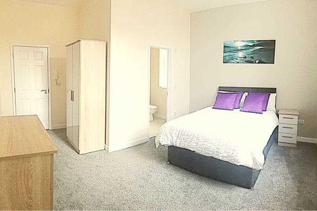 Thumbnail Room to rent in Beaconsfield House, Wilson Street, Derby