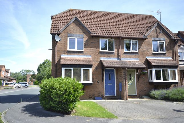 Thumbnail End terrace house to rent in The Cornfields, Bishops Cleeve