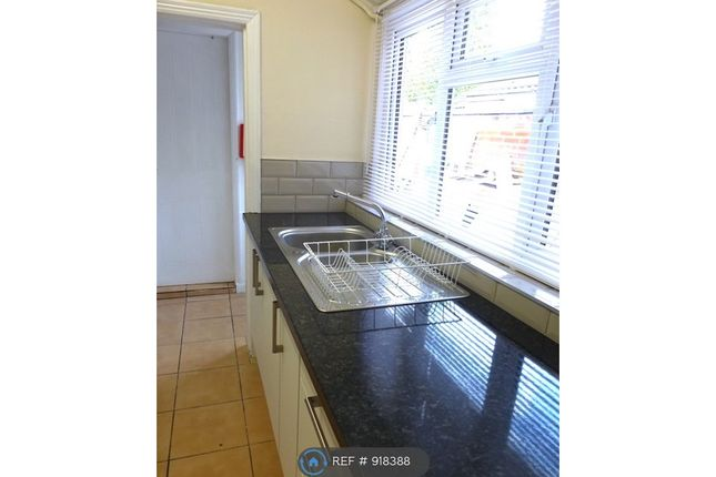 3 bed terraced house to rent in Allison Street, Lincoln LN1